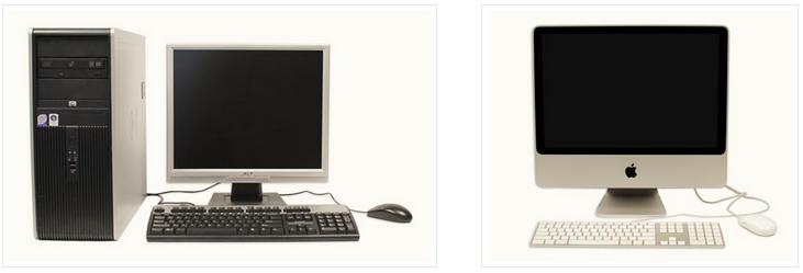 Что такое компьютер и виды компьютеров ПК и Мак