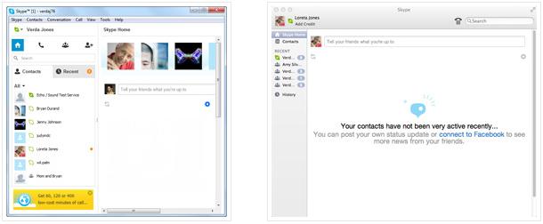 skype для Windows и Mac