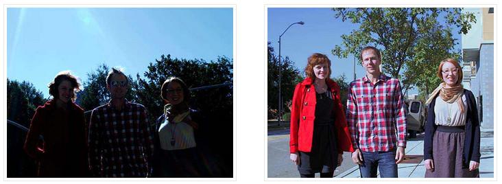 Фотографии на улице