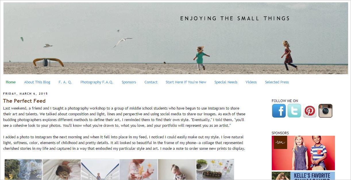 Персональный Блог