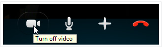 Включение и выключение вебкамеры