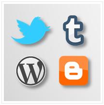 Сервисы для блогов
