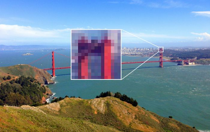 Пиксели изображения