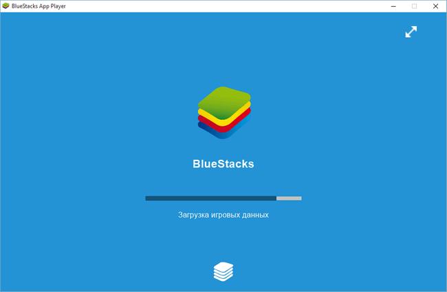 Установка эмулятора BlueStacks