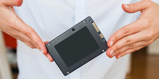 Форм-фактор SSD