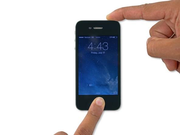 Как почистить айфон 5 от мусора