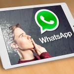 Как общаться в WhatsApp на iPad