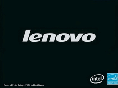 Загрузочный логотип Леново