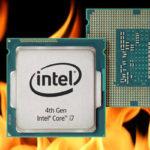 Как измерить температуру процессора и видеокарты, если компьютер перегрелся