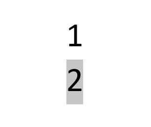 Двойная нумерация