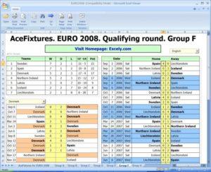 Использование Excel Viewer