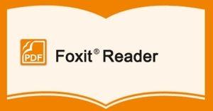 Программа Foxit Reader
