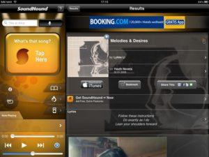 Сервис SoundHound