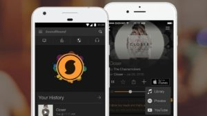 Поиск музыки на андройде