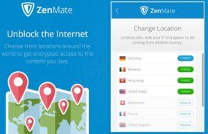 Добавление ZenMate