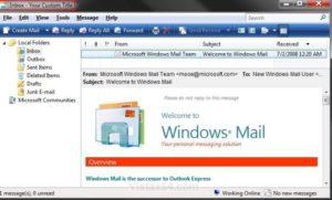 Открываем почтовыми клиентами