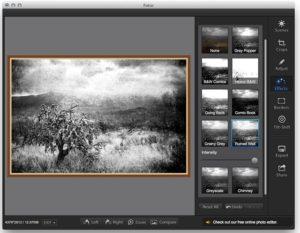 Стилизация изображения