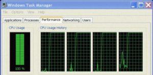 Загрузка процессора