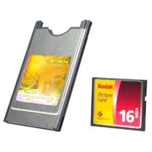 PCMCIA картридеры