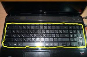 Чистка ноутбука в домашних условиях видео