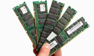 Как выглядит оперативная память в ноутбуке
