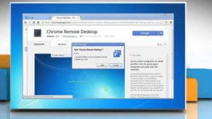 Используем Chrome Remote Desktop