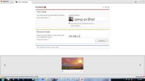 Приложение AnyDesk