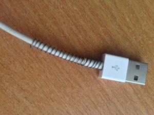 Укрепление кабеля