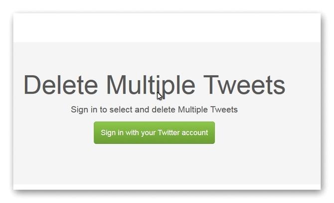 Сервис Delete Twitlan