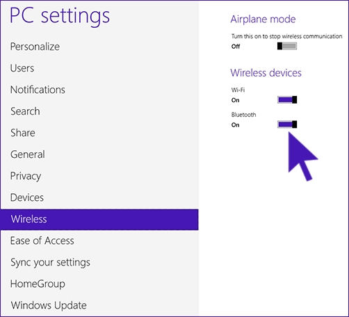 Используем Windows 8