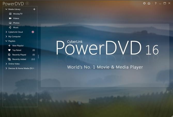 Используем PowerDVD