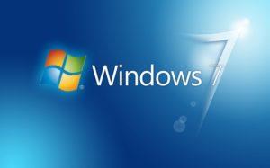Размеры Windows 7