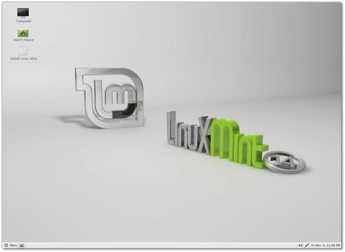 Линукс Mint