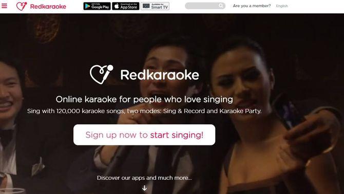 Зарубежные песни на Redkaraoke