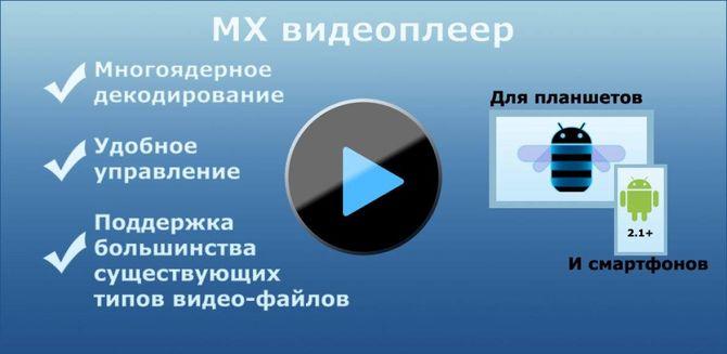 Приложение MX Player Pro