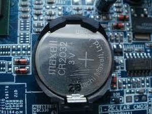 Батарейка CMOS