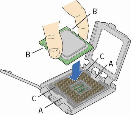 Ключ процессора