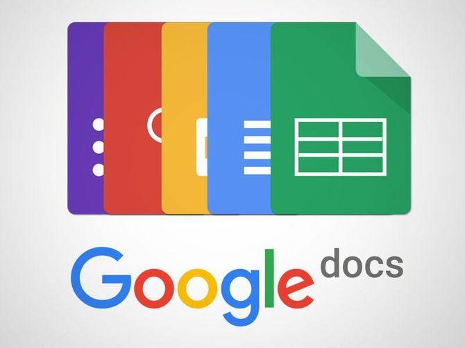 Онлайн сервисы Гугл