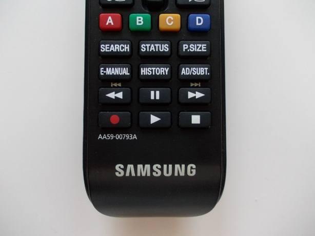 Управление телевизорами Samsung