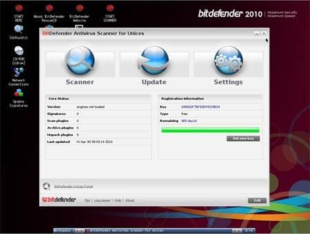 Антивирус от Bitdefender