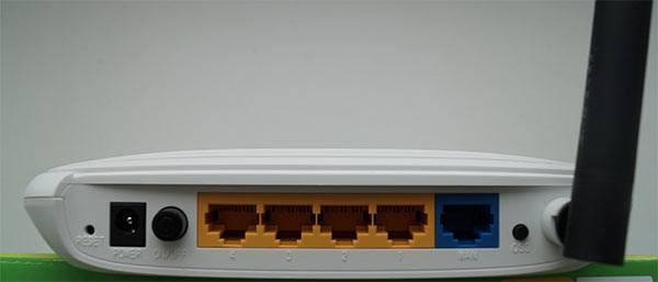 Маршрутизатор TP-LINK M7350 Мобильный беспроводной LTE-Advanced маршрутизатор