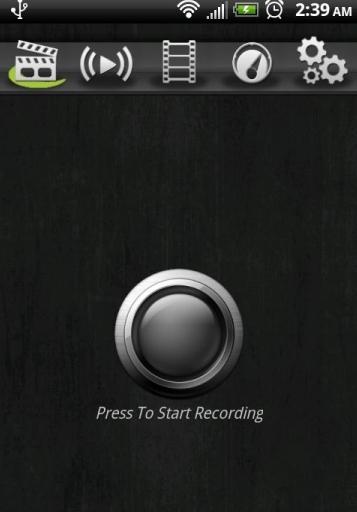 Утилита Screencast Video Recorder