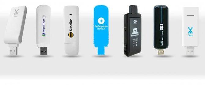 Маршрутизаторы 3G/4G/LTE