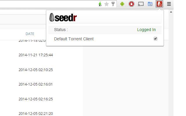 Клиент Seedr