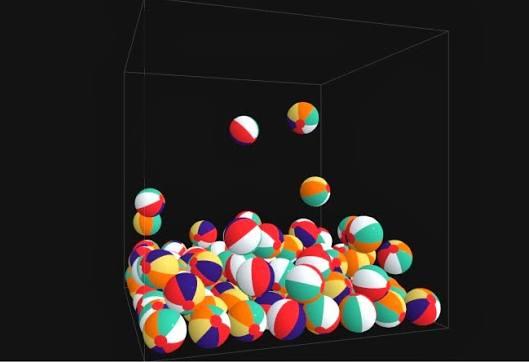 Перебираем шарики