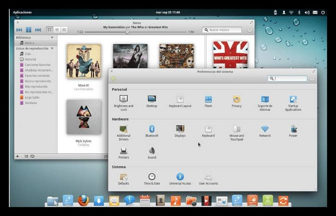 Система Elementary OS