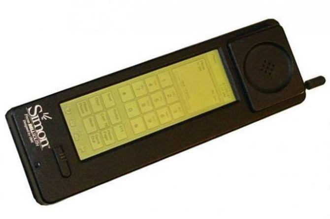 Телефон Simon