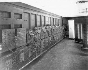 Как выглядел ENIAC