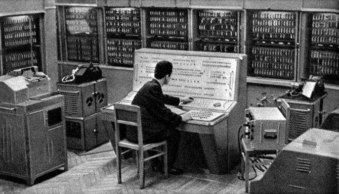 Компьютер Весна