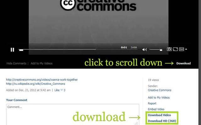 Использование Vk Downloader